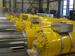 Hydro-Line Cylinders Distributor