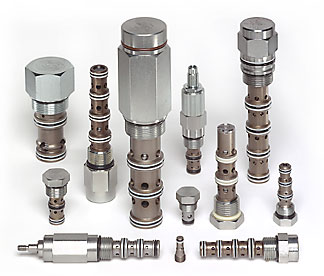 HydraForce Valves - Authorized Distributor for IL, IN, IA